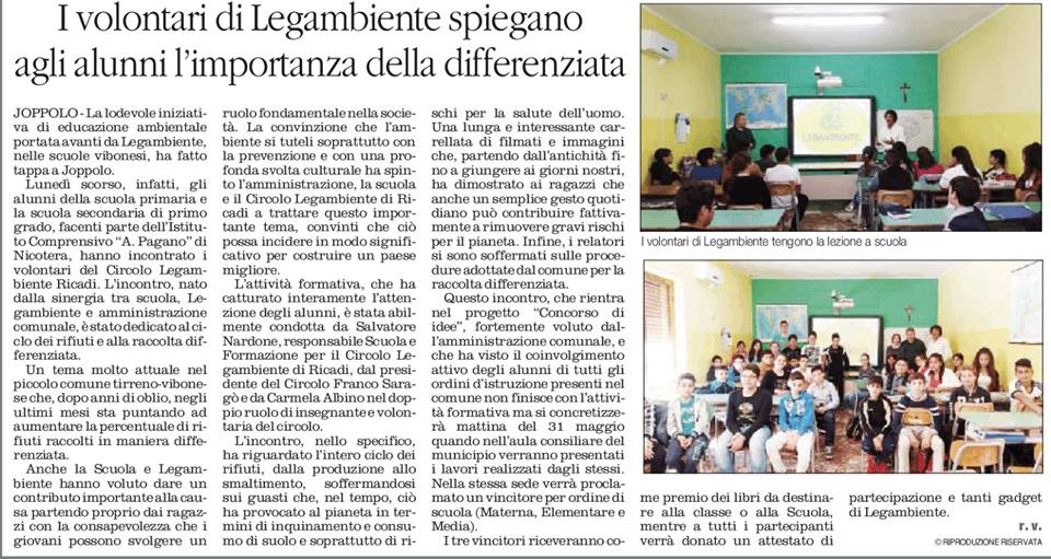 Il Quotidiano 24 5 2017