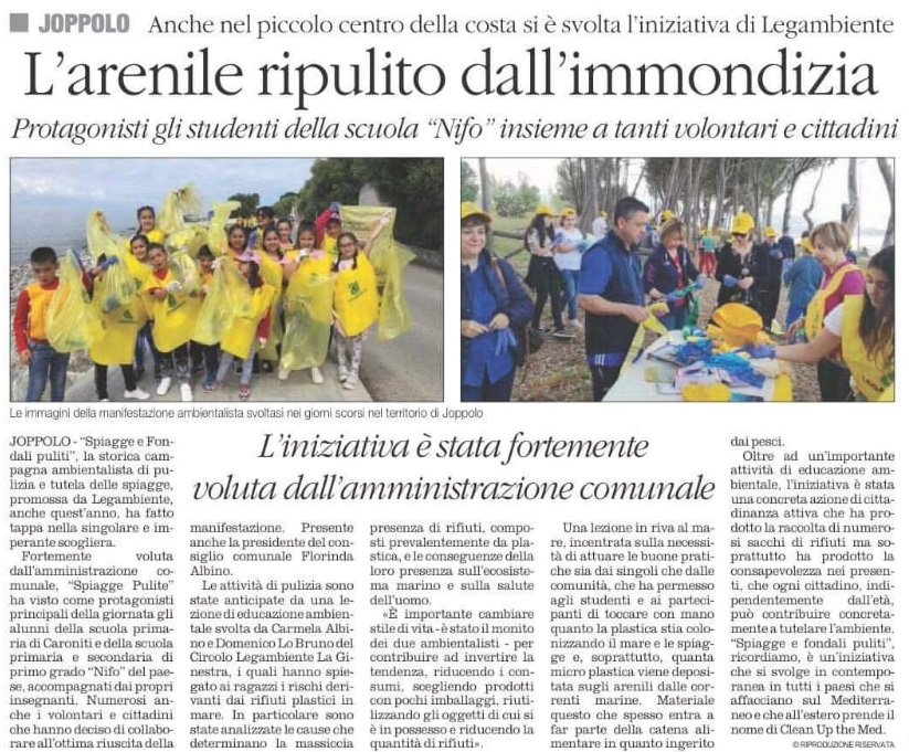 Il Quotidiano 7 6 2019